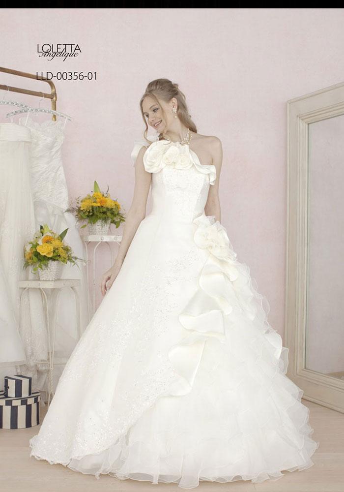 ウェlディングドレス|高知の結婚式場|ドリーマー米シャトー