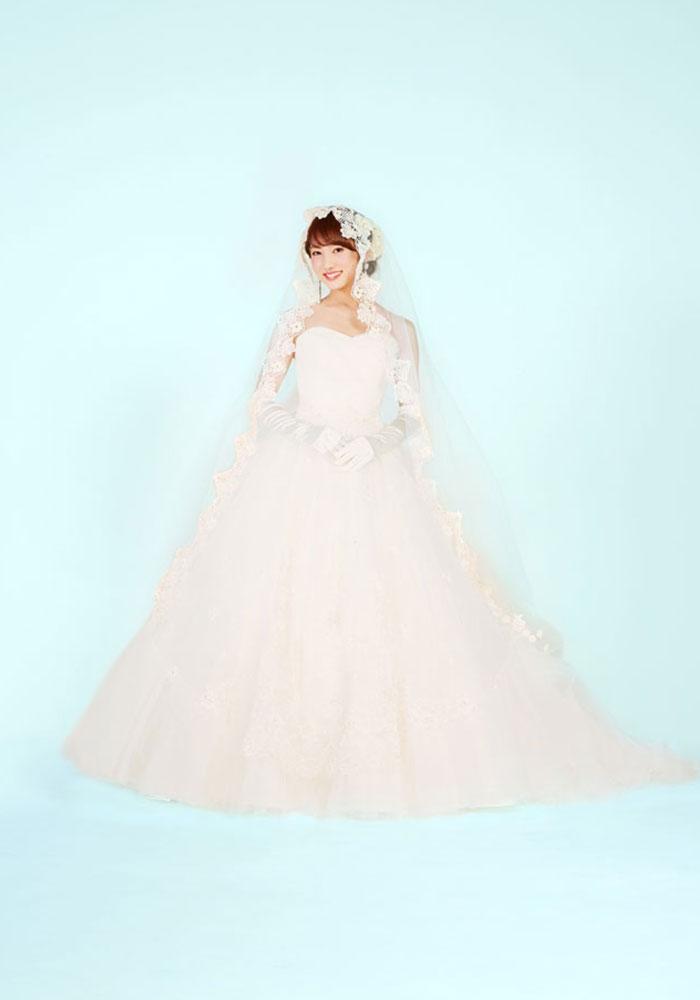 ウェディングドレス 高知の結婚式場 ドリーマーベイシャトー
