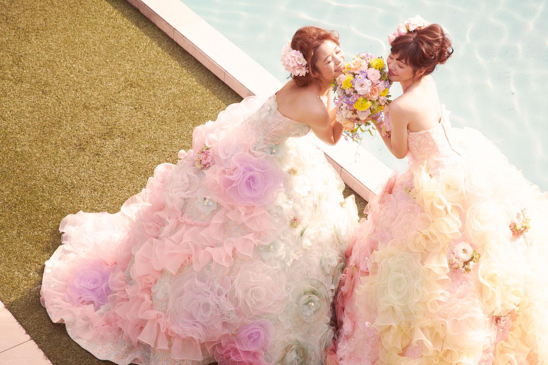 【THE HANY】- Lydiane - リディアーヌ | 高知県高知市の結婚式場ドリーマーベイシャトー